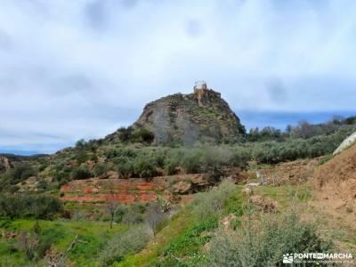 Alpujarra Granadina-Viaje Semana Santa;ruta por la pedriza material trekking grupo amigos madrid